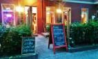 Eingang Café
