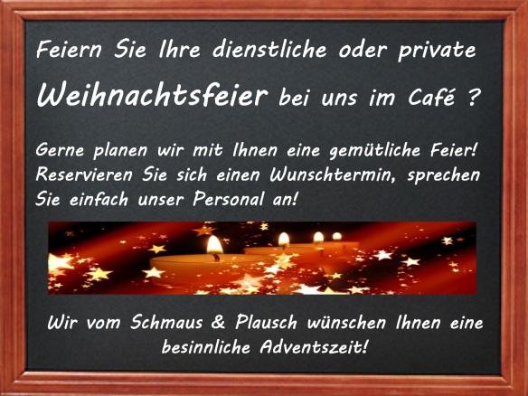 Weihnachtsfeier 2015 im Cafe Schild-001